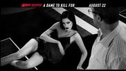 Град на Греха 2: Жена, за която да убиеш (2014) - Официален Трейлър / Бг Субс