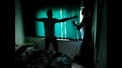 Mihai (akcent) dancing :d:d:d