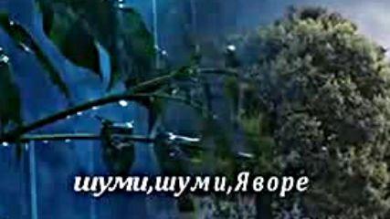 Шуми шуми Яворе - Неда Украден Bg Prevod