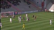Първи гол на Бербатов срещу Аячо