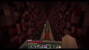 Mindcrack Episode 29 - Building The Best Nether Portal Blaze Farm Ever (part 2 of 1337)