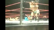 Rey Mysterio & Batista Vs. Randy Orton & Chris Jericho 13.11.08