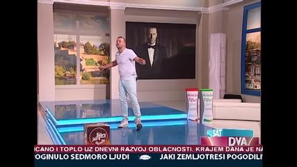 Dado Polumenta - Guzva je u gradu __ Sat Dva 13.08.2014.