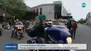 Разрешиха на сикхите в Канада да карат мотори с тюрбани, вместо каски