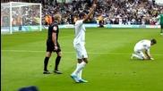 Beckford celebration (leeds United 2 - Bristol Rovers 1)