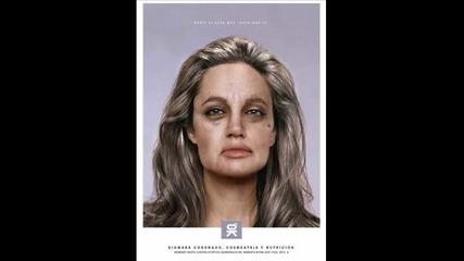 +18 Не Е За Хора Със Слаби Сърца Анджелина Джоли на 60 години !!! [ шок ]