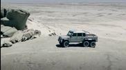Amg 6x6 G-class Hd 2014 G-wagen 6 Wheel G63 Commercial Carjam Tv Hd Car Tv Show