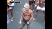 Похотлив старец върти гюбеци