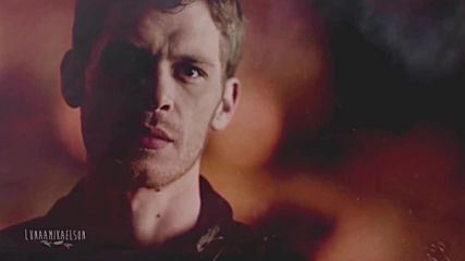 Klaus and Caroline - In The Name Of love