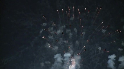 Fireworks - Beautiful Rockets and Explosions! Hd*