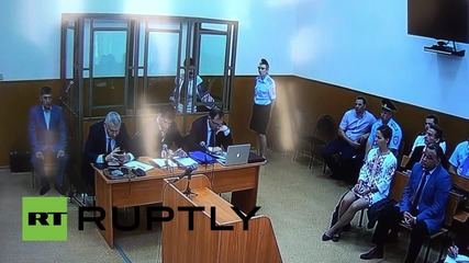 Russia: Ukrainian pilot Savchenko's trial commences in Rostov region