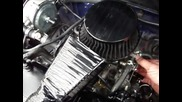 mazda 121 - engine