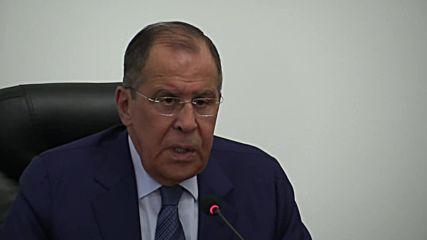 Bosnia and Herzegovina: Russia-Turkey deal on Idlib only 'intermediate step' - Lavrov