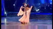 Cherie and James - Strictly Come Dancing 2008 Round 8 - BBC One