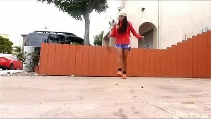 момичета показват freestyle
