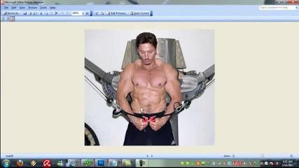 По - големи мускули със Phtoshop cs5