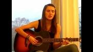 Ana Free sings Nickelback (savin Me)