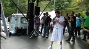 Страхотна балада на живо! De La Ghetto- Solo Y Vacio + Превод