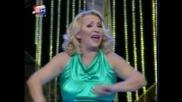 Vesna Zmijanac - Da budemo nocas zajedno - Novogodisnji program docek 2012g - prevod