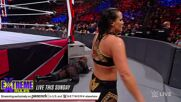 Shayna Baszler vs. Nia Jax: Raw, Sept. 20, 2021