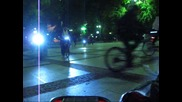Велоразходка из нощна София - Sofia Cycling Night - Intro