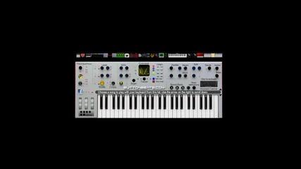 twilight ;; amateur #2 - virtual piano -