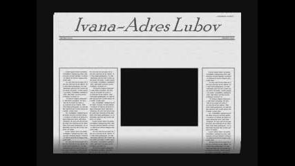 Ivana - Adres Lubov ( Sme6en Variant )