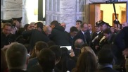 Italy: 'You created Daesh!' – Kerry disrupted by protester at Rome presser