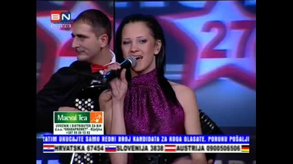 Renome Folk Talenti- Farizada Cackovic