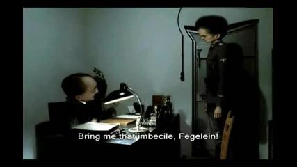 Хитлер и Ото Гюнче имат големи глави