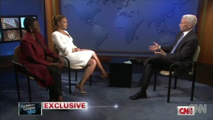 Beyonce interview on Cnn