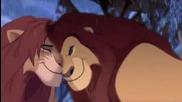 Цар Лъв-муфаса и Симба