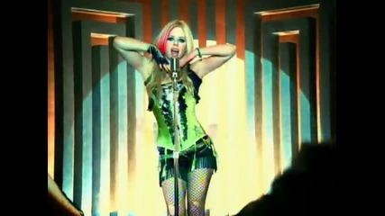 Avril Lavigne - Hot (hq + превод)