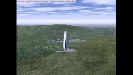 Flight Gear - Симулатор на самолет