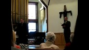 Kiel Fauske & Peter Wordelman - Au Fond Du Temple Saint