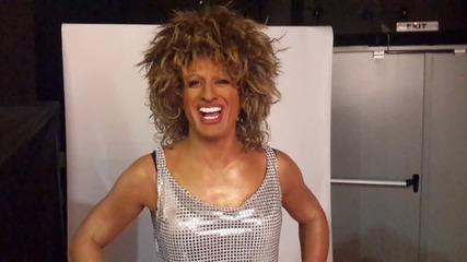 Филип Аврамов за образа на Tina Turner - Като две капки вода (16.03.2015)