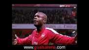 17.03 победен гол на Уилям Гала ! Арсенал - Хъл Сити 2:1 Фа Къп