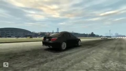 Gta Iv - Hd - Crash compilation