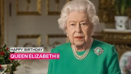 Най-могъщата жена в света на 94: честит рожден ден на кралица Елизабет Втора!