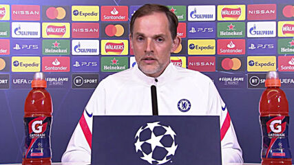 England: 'Belief and self-confidence is absolutely necessary' for Chelsea to beat Real Madrid - Tuchel