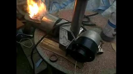 пелетна горелка