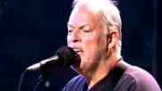 превод David Gilmour - Wish you were here / live unplugged