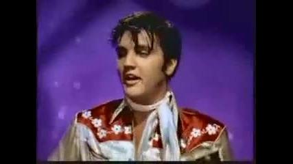 (превод) Elvis Presley - (let me be your) Teddy Bear