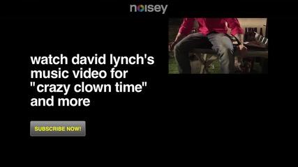 David Lynch On Clowns