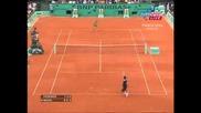 Roland Garros 2008 : Федерер - Надал