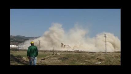 23.03.2012 Големият взрив-събарянето на кулите близнаци