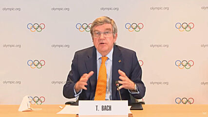 Switzerland: IOC chief Bach reaffirms commitment to staging Tokyo Olympics