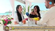 """На кафе"" с Кичка Бодурова и дъщеря ѝ Кристи"