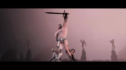 Ronal the Barbarian / Ронал варварина (2011) Трейлър
