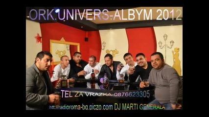 Ork.univers-kiuchek fortuna-2012.albym